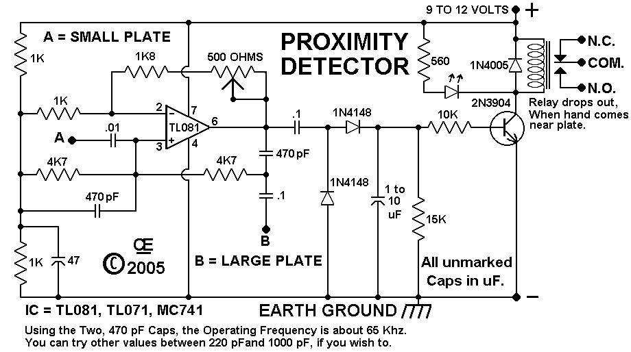 Proximity Detector