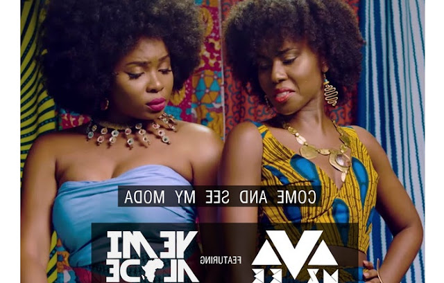 MzVee ft. Yemi Alade – Come And See My Moda (Mp3 Download)