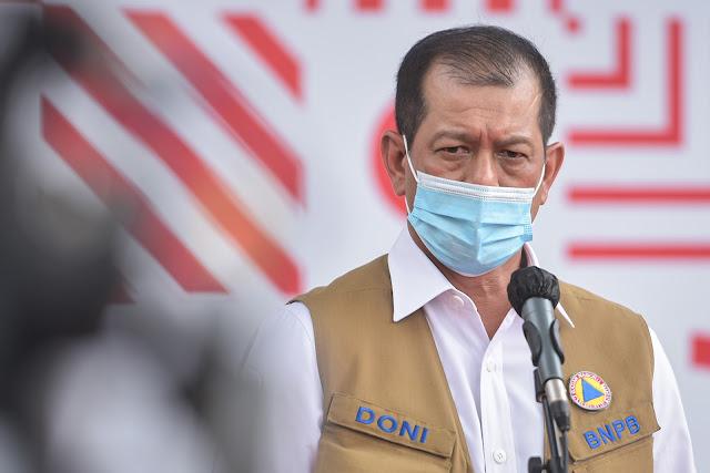 Doni: Presiden Minta Upaya Maksimal Tekan Laju Penambahan Kasus Positif