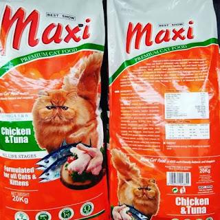 makanan kucing royal canin Maxi