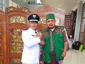Sebulan Jadi Kades, Ketua Ansor Cipeundeuy Kuatkan Kaderisasi Ansor