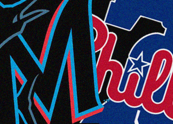 Phillies host the Marlins