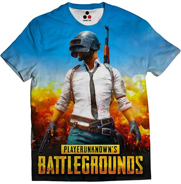 pubg t shirts
