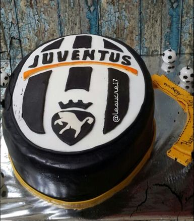 Gambar Kue Ultah Juventus