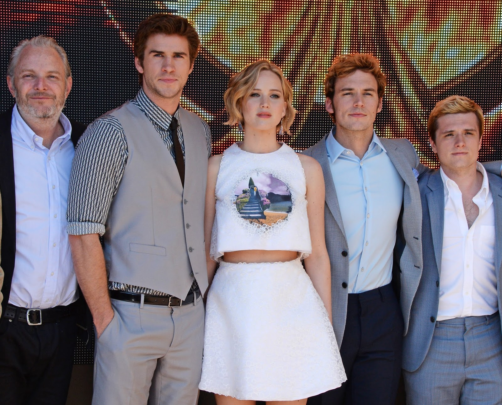 HUNGER GAMES: MOCKINGJAY PART 1 CAST PHOTOCALL AT THE 2014 CANNES FILM ...