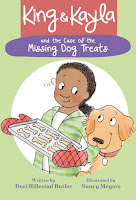 King & Kayla Missing Dog Treats by Dori Butler