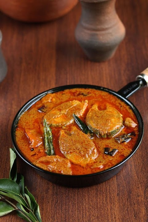 Fish Curry with recipie