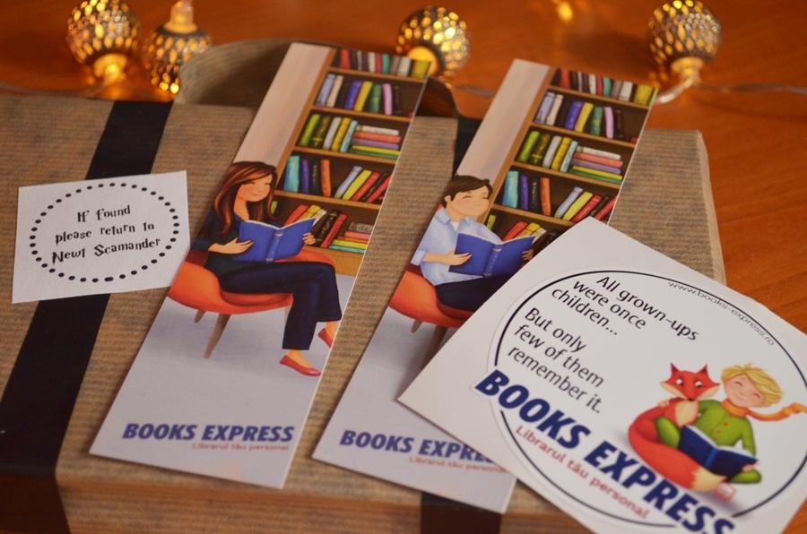 semne de carte si sticker books express