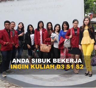 Kuliah Karyawan S1 S2 Di Bandung
