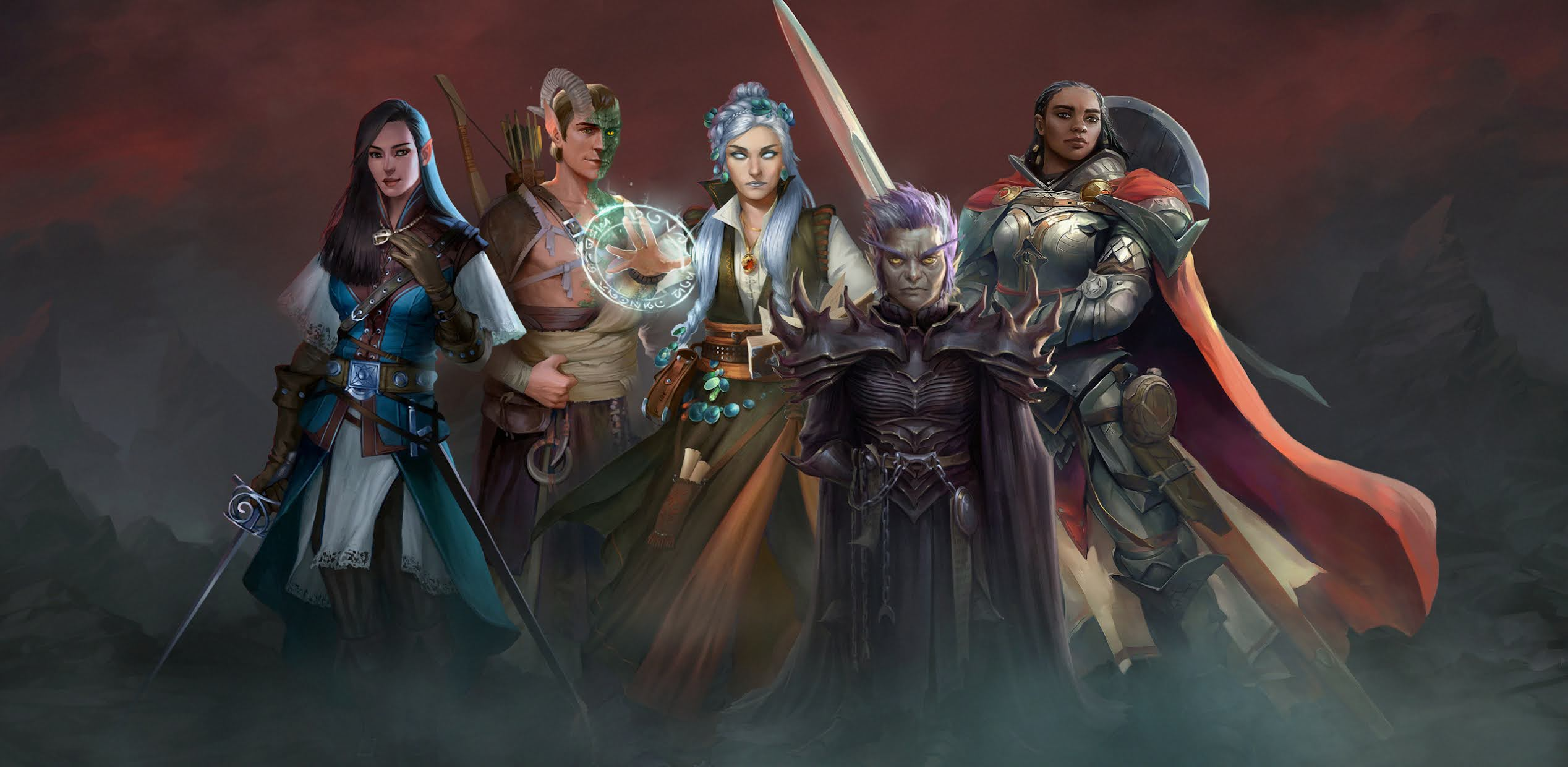 Guide to all the mythical quests in Pathfinder: Wrath of the Righteous