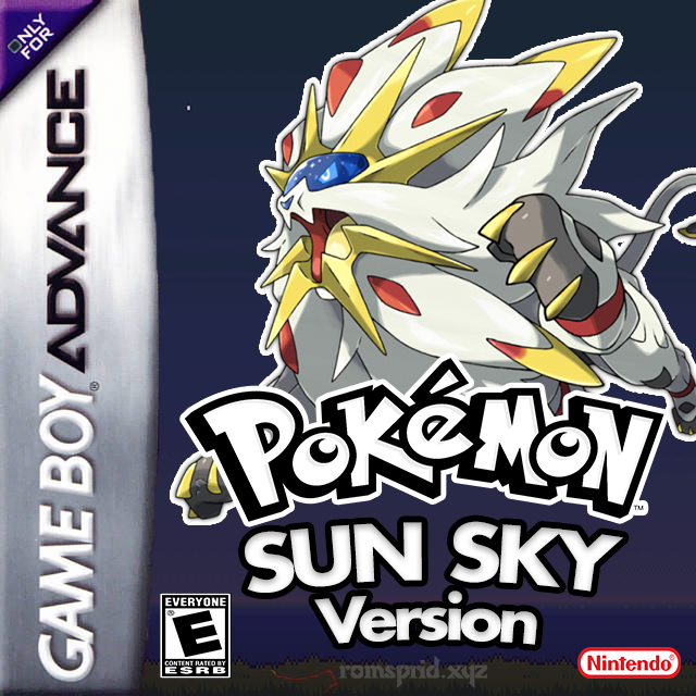 Pokemon Sun Sky