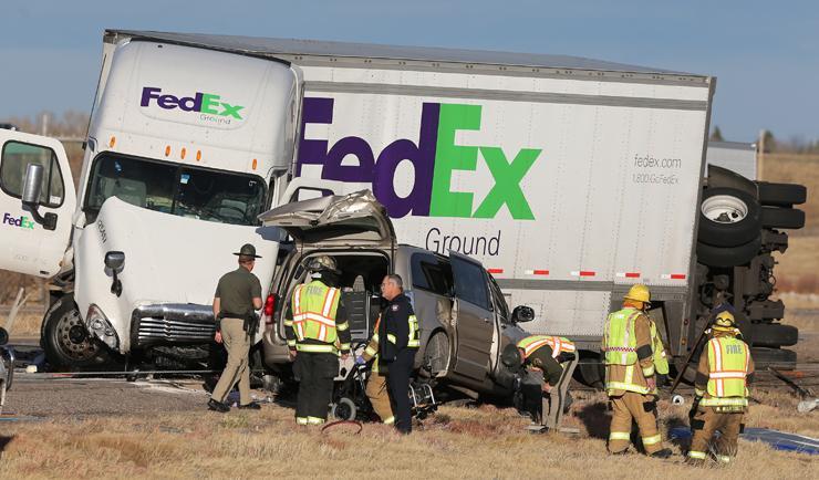 Fedex Car Accident Claims