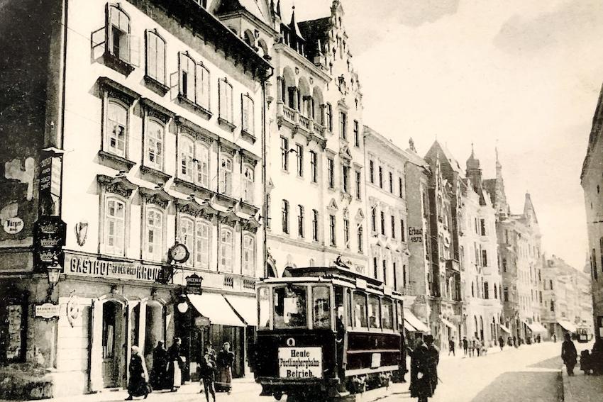 Tram Prost Mahlzeit Nordico