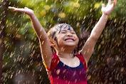 Mengapa Sebaiknya Kita Mandi Setelah Kehujanan