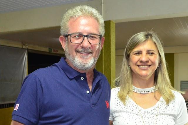 Eleições 2020: João Gluchak e Eleni Dziubate são aprovados pré-candidatos ao executivo de Roncador