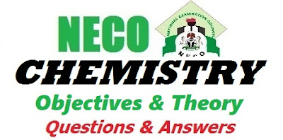 NECO Chemistry Past Questions & Answer 2017