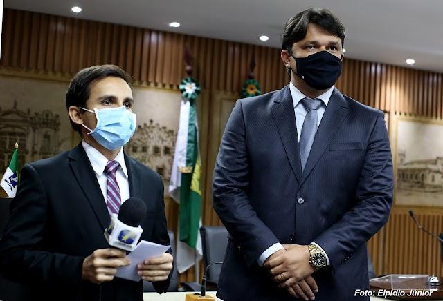 LUCIANO VAI PRESIDIR COMISSÃO DE ESPORTE DA CÂMARA
