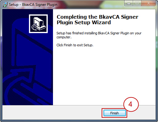 BkavCA Signer Plugin