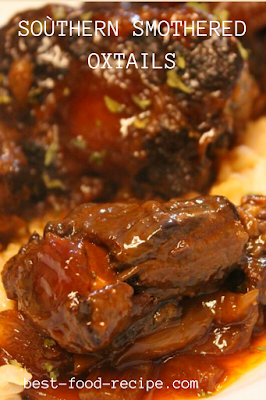 SOÙTHERN SMOTHERED OXTAILS