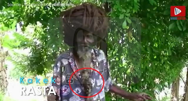 Uyeee, Cari Tahu Profil Kakek Rasta Tertua di Dunia Berumur 100 Tahun!