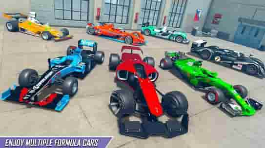 Game Balap Mobil Formula 2021 Mod Apk 1.3 Unlimited Money
