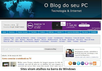 O Blog do seu PC
