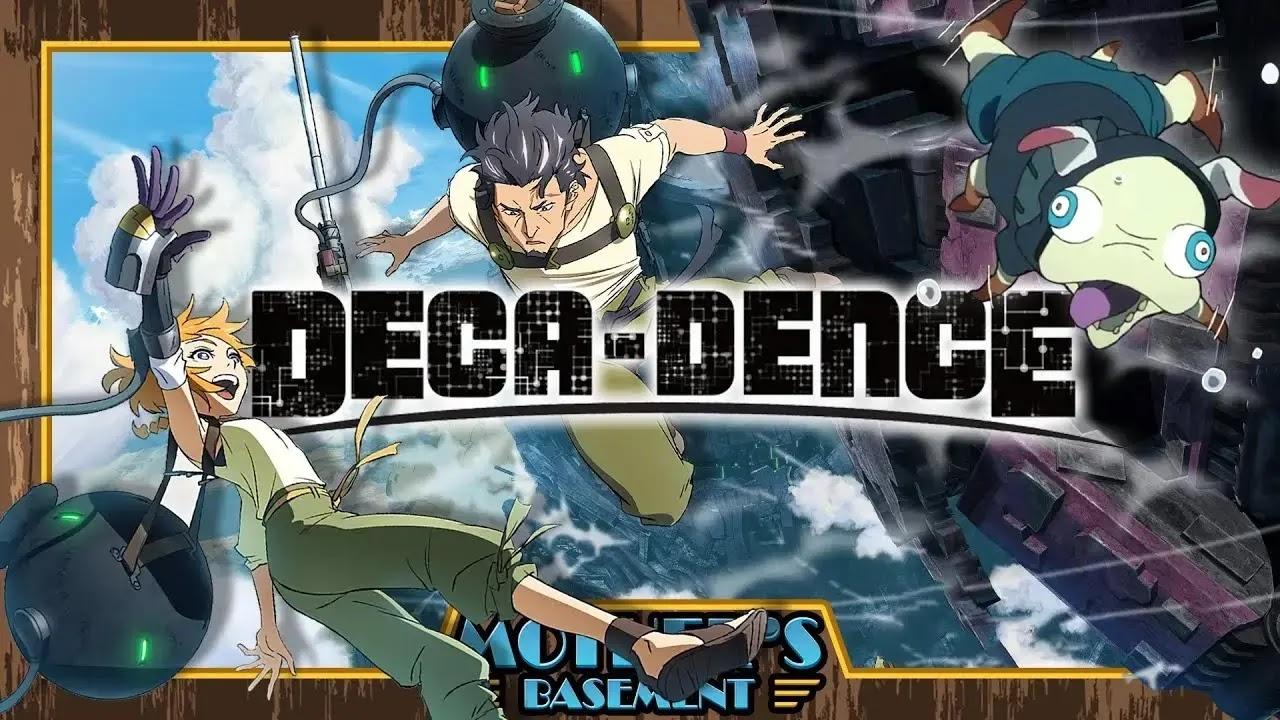 مشاهدة و تحميل جميع حلقات انمي ديكا دينس Deca Dence مترجم اون لاين على ot4ku.