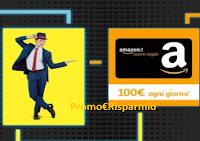 Logo Con TIM Party vinci lo shopping che ti piace : 100 buoni Amazon da 100€