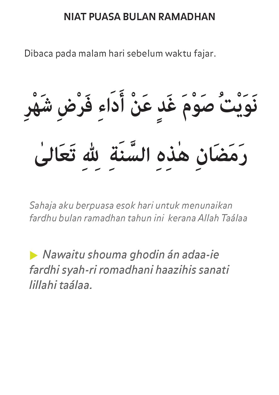 Niat Puasa Ganti Bulan Ramadhan : puasa, ganti, bulan, ramadhan, Puasa, Ramadhan