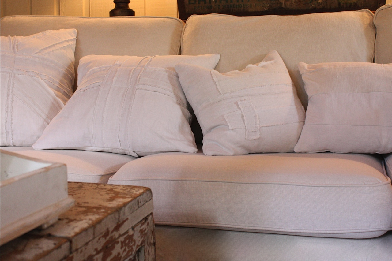 white company sofa throws arm set my sweet savannah a few new things in our living room