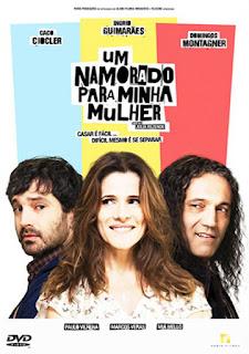 Um Namorado Para Minha Mulher - DVDRip Nacional