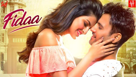 Fidaa  Bengali Movie - Yash Dasgupta, Sanjana