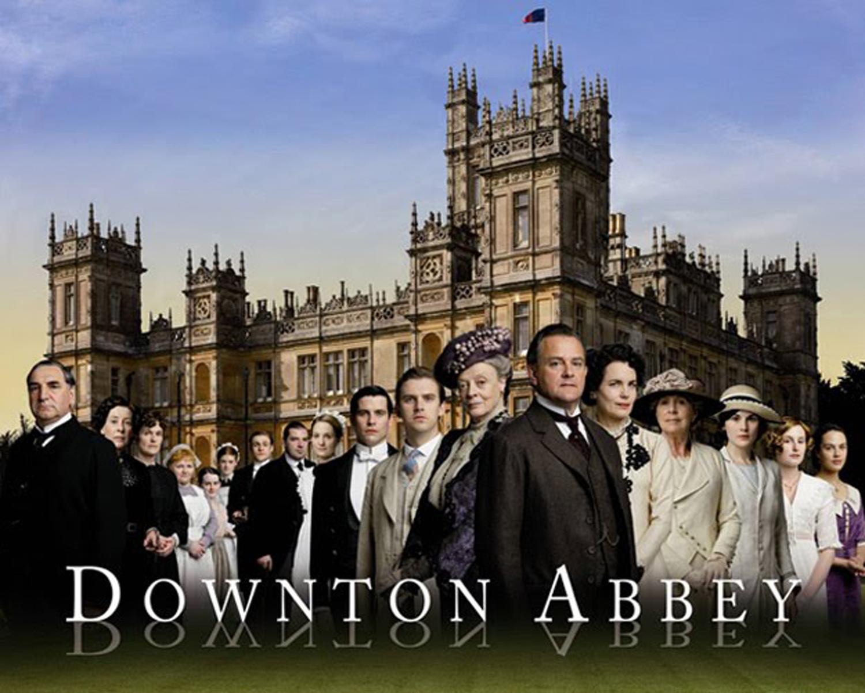 Irreparável: [Essa série] Downton Abbey