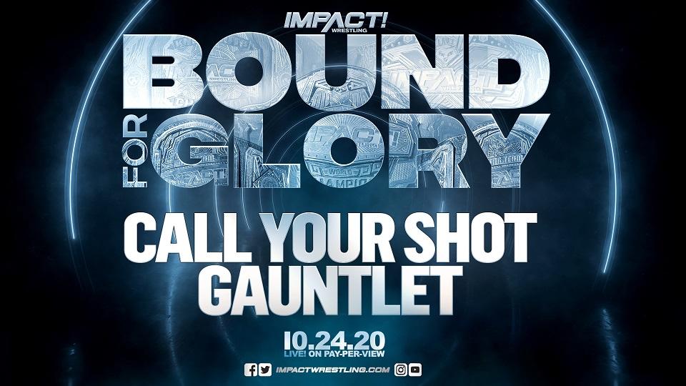 Novo combate anunciado para o IMPACT Bound For Glory