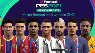 PES 2013 Remastered Patch V2.0 AIO Season 2020/2021