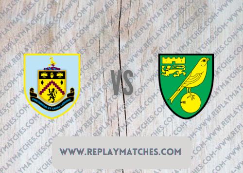 Burnley vs Norwich City Highlights 02 October 2021