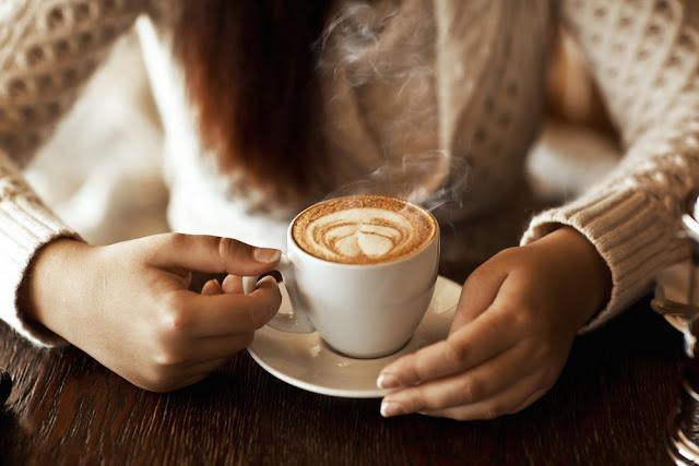 Coffee morning break
