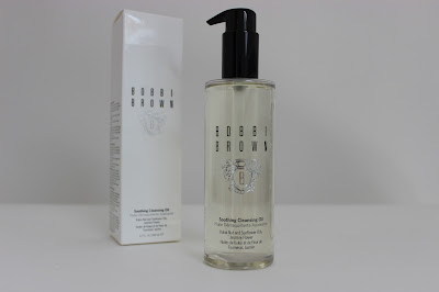 Bobbi Brown Soothing Cleansing Oil review