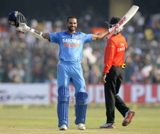 India vs West Indies 3rd ODI 2013 Highlights
