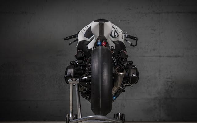 BMW R1200 By VTR Customs Hell Kustom