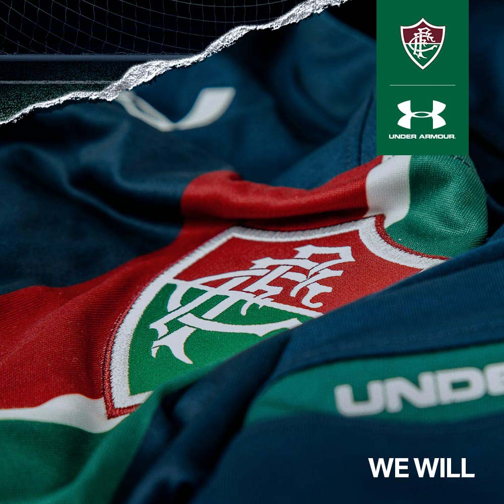 2020 Let S Glow Crazy Theme Kit: Under Armour Fluminense 2019 Third Kit Released