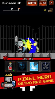 Dungeon n Pixel Hero(RetroRPG) Apk v5.0 Mod