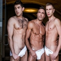 Ben Batemen And Bogdan Gromov Share Manuel Skye's Daddy