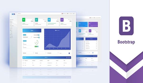 bootstrap là gì? Việc sử dụng Bootstrap trong thiết kế web khiến website tương thích với mọi kích cỡ trình duyệt và thiết bị khác.