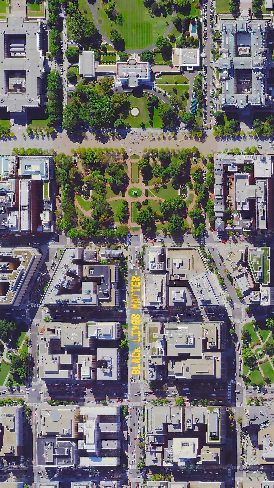 blm satellite view