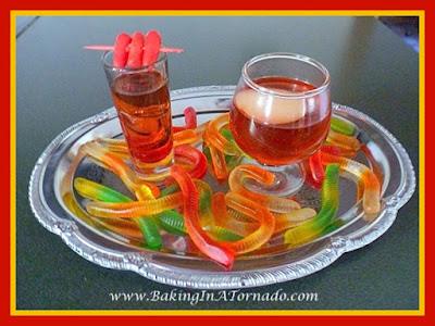Apple Pie Shotini | Recipe developed by www.BakingInATornado.com | #recipe #drink