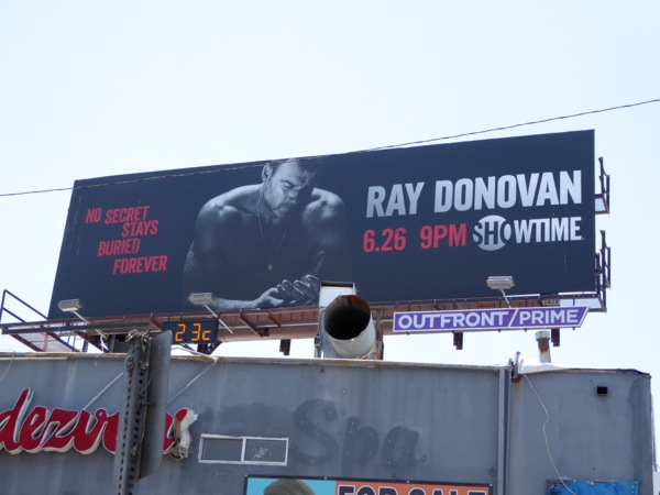Ray Donovan season 4 billboard