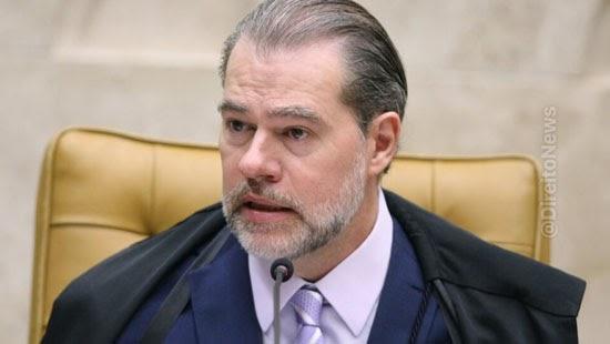 toffoli stj pedido comboio militar brasilia