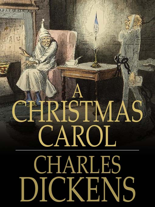 A Christmas Carol by Charles Dickens - A Lot of Pages...