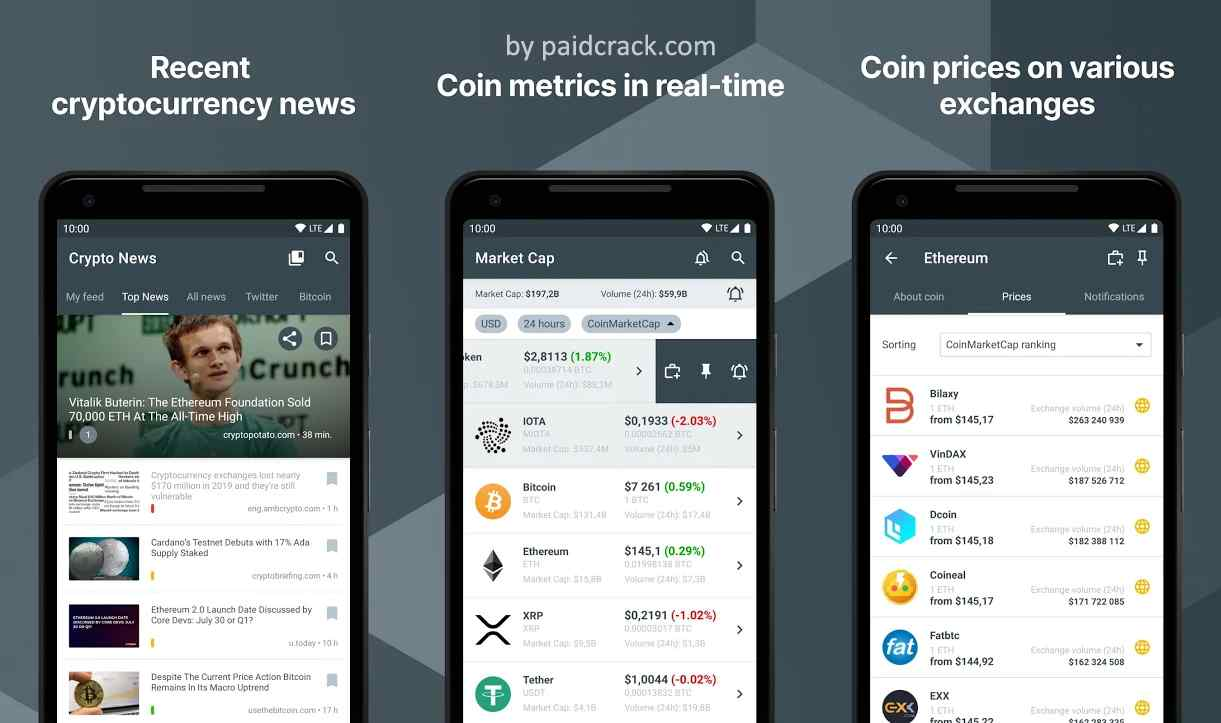 Crypto News Pro Mod Apk 4.0.4